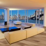 Duchateau Vernal Collection, Color Basal at NYC Skyline
