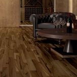 """Exotic Engineered Hardwood, Brazilian Hickory Floor (3/8"""" Thick, 3-1/4"""" Wide) by IndusParquet"""