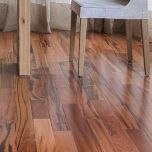"""Exotic Solid Hardwood, Tigerwood (3/4"""" Thick, 5-1/2"""" Wide) by IndusParquet"""