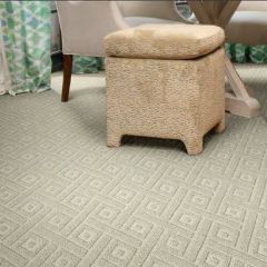 Leilani Wool Carpet, color Dove, Antrim by Stanton