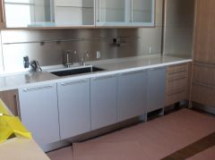 "Kitchen Counters are 3/4"" Caesarstone, by Carpet Floor & More, Inc."