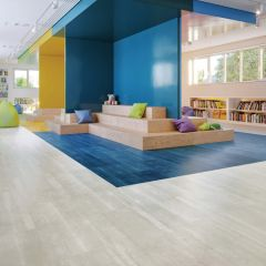 Living Local, Chromascope 12x24 LVT with 20 mil wear layer