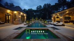 Arterra Porcelain Pavers bring the look of natural stone to you