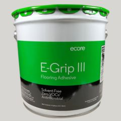 E-Grip III Adhesive, the original glue for QT Sound Control Underlayment