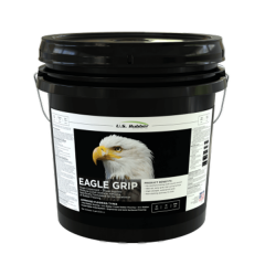 Eagle Grip Adhesive for Gym Rubber Floors