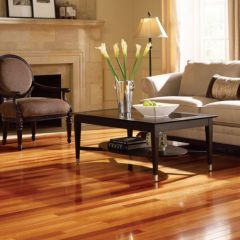 Brazilian Cherry Hardwood (Finished Product)