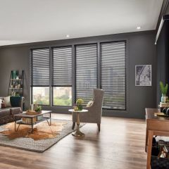 Designer Horizontal Vinyl Blinds