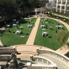 Artificial Grass, Synthetic Grass Turf for Landscaping