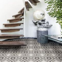 D_Segni, Handmade Cement Tile, by Marazzi USA