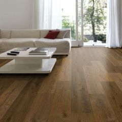 """DuChateau® Vinyl DeLuxe® LuxeTech™ 20 with 5G® Click System, 9"""" wide Plank, Color Moset"""