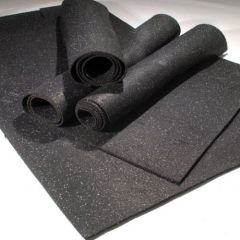 CFM Rubber Sound Control Underlayment, CFM Acoustic Underlayment and Impact Sound Insulation Underlayment