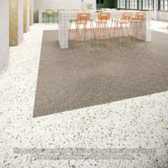 Living Local, Terrazzo 12x24 LVT with 20 mil wear layer