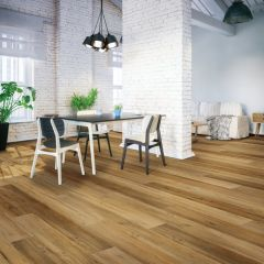 COREtec Plus Premium Floor, color Virtue Oak, by US Floors